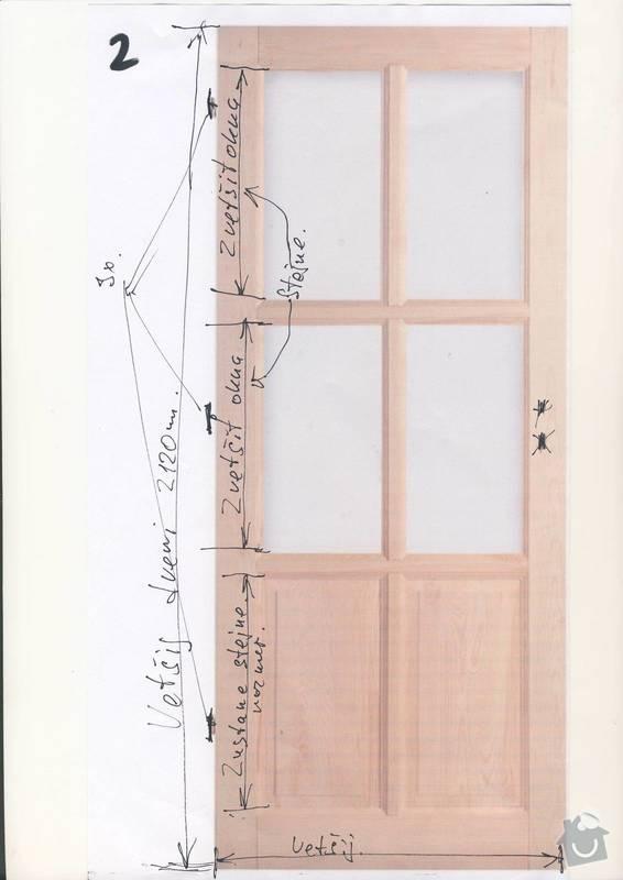Vyrobit dvere vnitřni 2křidla vetši než obvykle.: Image0088