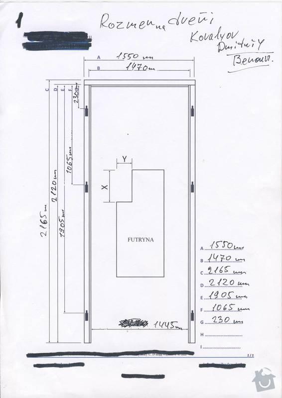 Vyrobit dvere vnitřni 2křidla vetši než obvykle.: Image0087