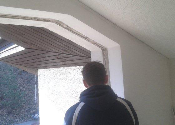 Výměna dřevěných oken za nová plastová