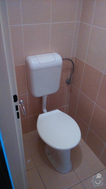Instalace závěsného WC: DSC_0376