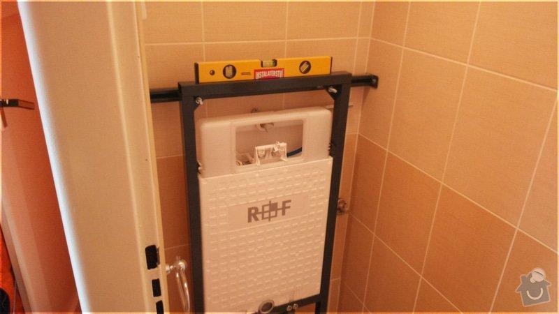 Instalace závěsného WC: DSC_0377