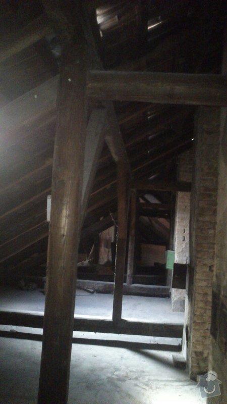 Rekonstrukce střechy: DSC_0009