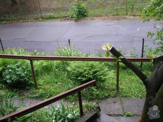 Oprava drátěného plotu, Ostrava: P1010037