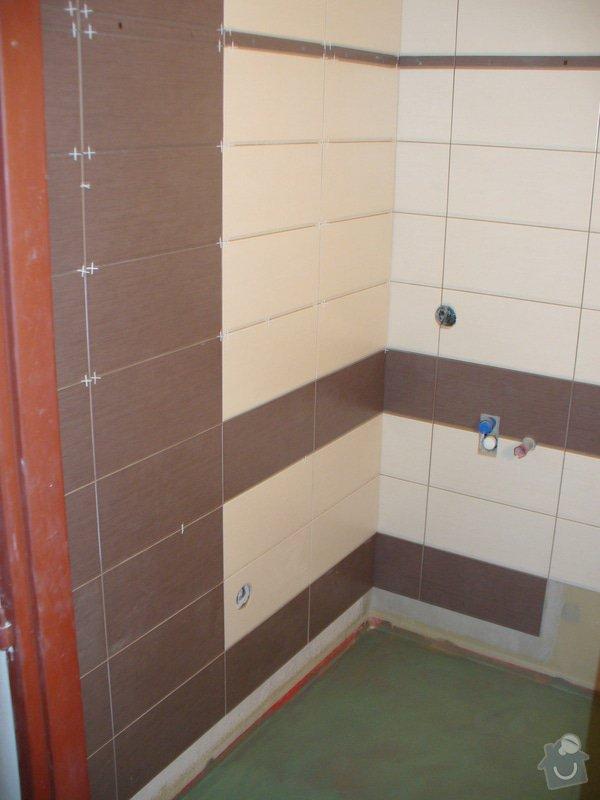 Rekonstrukce bytového jádra: Polabiny_2