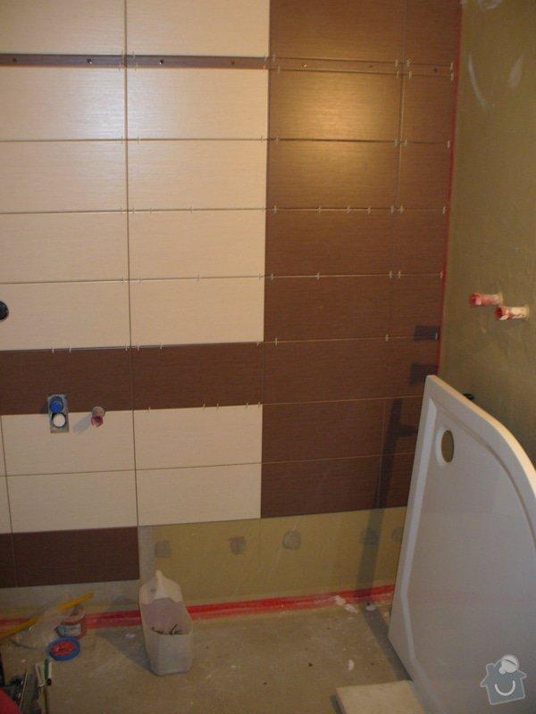 Rekonstrukce bytového jádra: Polabiny_4