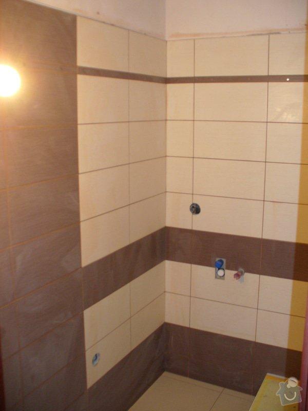 Rekonstrukce bytového jádra: Polabiny_7