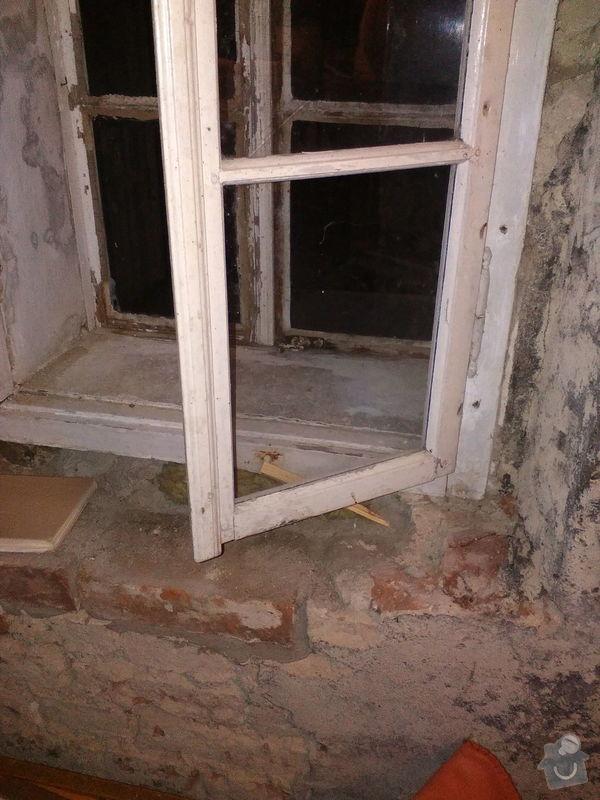 Výroba kopie starého okna: IMG_20150210_180830