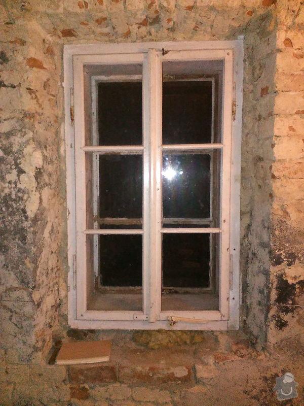 Výroba kopie starého okna: IMG_20150210_180615