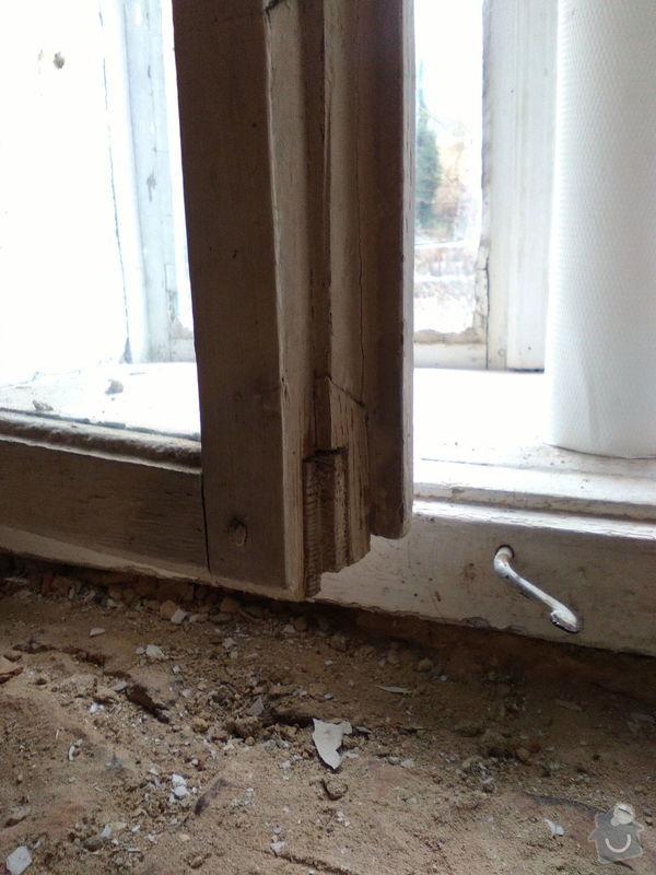 Výroba kopie starého okna: IMG_20150329_095619