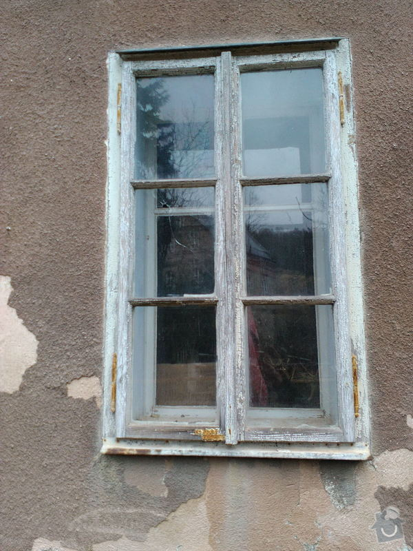 Výroba kopie starého okna: IMG_20150329_105443
