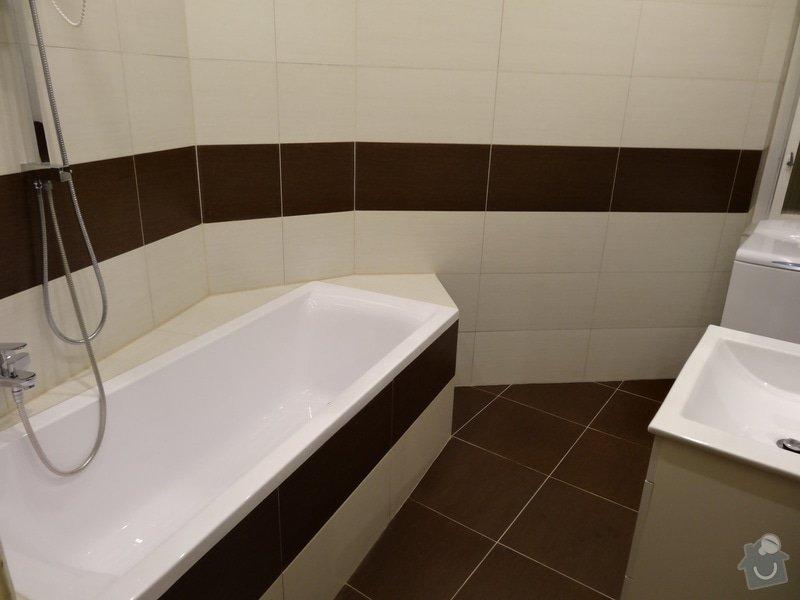 Rekonstrukce koupelny a WC: DSC07658