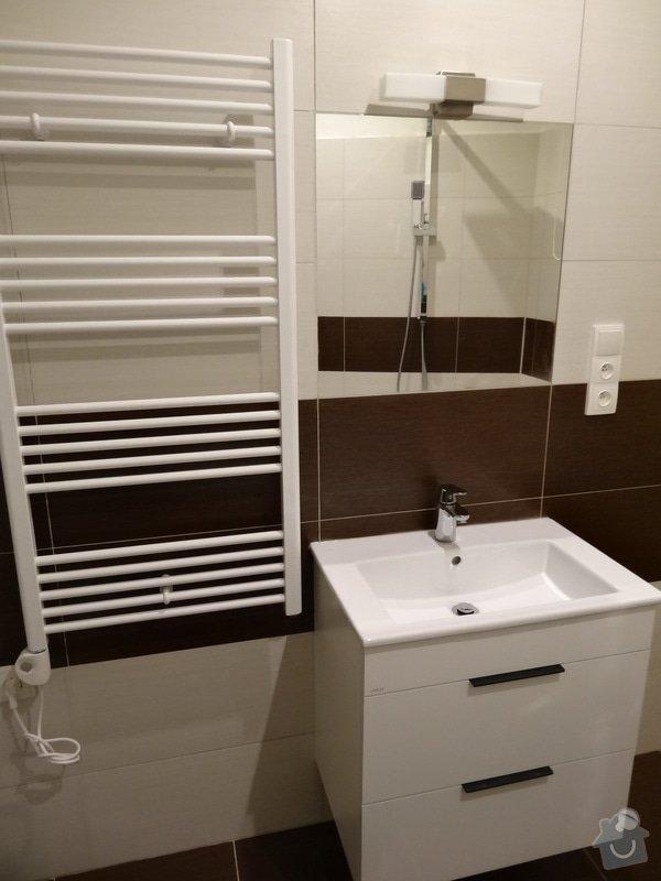 Rekonstrukce koupelny a WC: DSC07684