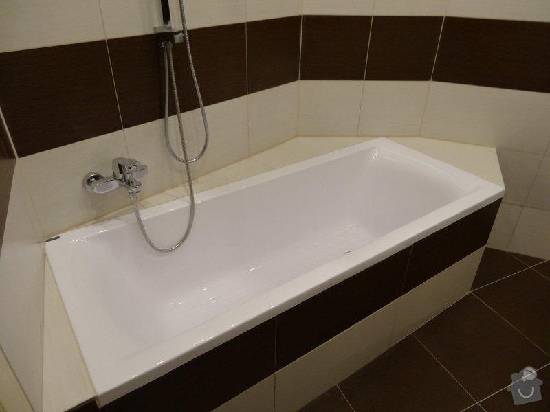 Rekonstrukce koupelny a WC: DSC07690