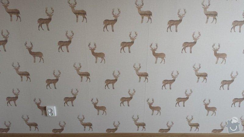 Tapetovaní steny cca, 2,5 x 3,5m: 20150323_100207
