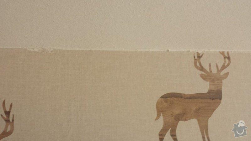 Tapetovaní steny cca, 2,5 x 3,5m: 20150329_113400