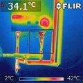Kompletni rekonstrukce rozvodu elektriny topeni radiatory pod kotel ir