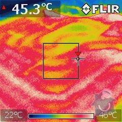 Kompletní rekonstrukce rozvodů elektřiny, topení (radiátory + podlahovka), zabezpečovací zařízení: Podlahovka_IR