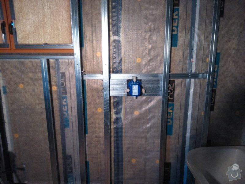 Vodoinstalace v RD: DSC_0409