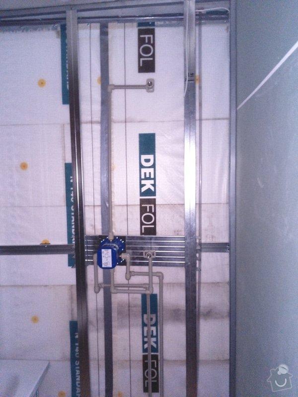 Vodoinstalace v RD: DSC_0411