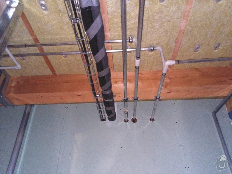 Vodoinstalace v RD: DSC_0415