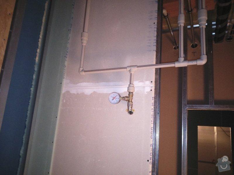 Vodoinstalace v RD: DSC_0432