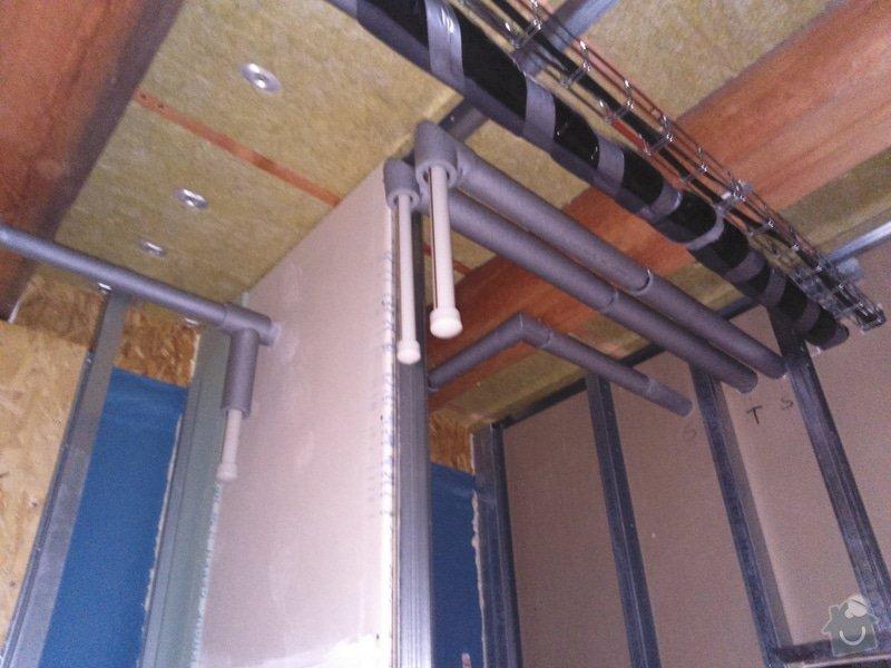 Vodoinstalace v RD: DSC_0441