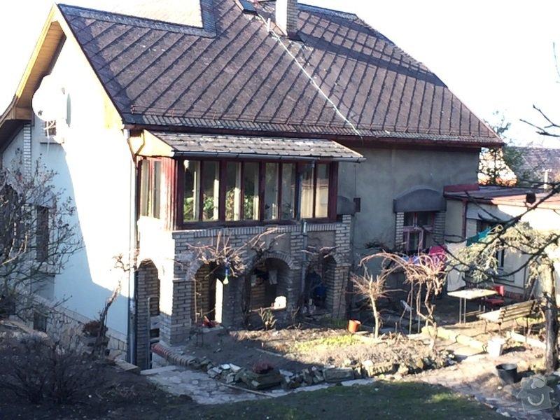 Rekonstrukce verandy včetně střechy: IMG-20150329-WA0004