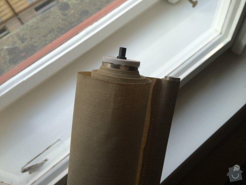 Oprava zatahovacích rolet: IMG_1490