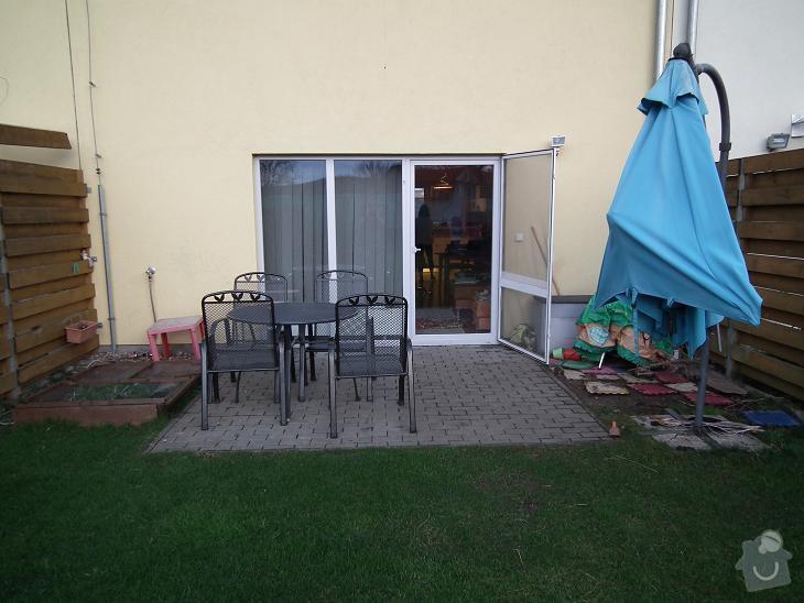 Terasa rodinného domu: DSCF2155