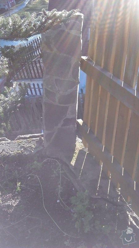 Oprava betonového sloupku: IMAG0011
