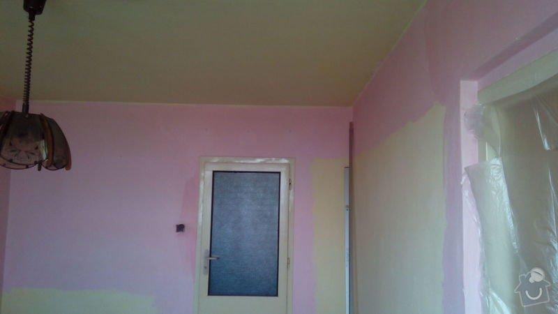 Malovani, položeni podlahy, vymena garnyže, prahu a dveři to vse zatim jen v jednom pokoji v panelovem byte.: IMG_20150320_094846