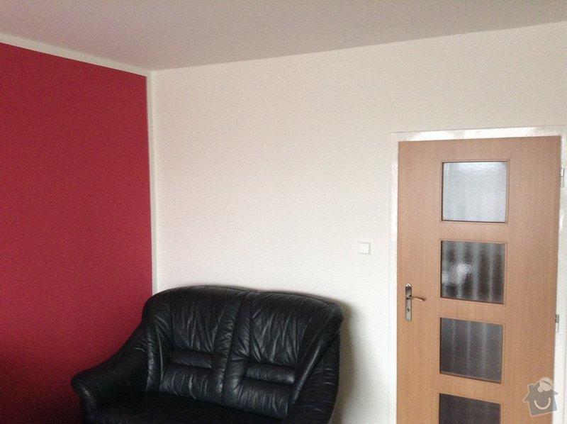 Malovani, položeni podlahy, vymena garnyže, prahu a dveři to vse zatim jen v jednom pokoji v panelovem byte.: IMG_0563