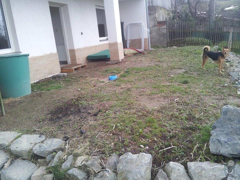 DLAŽBA, VENKOVNÍ PRÁCE, PODKLAD: 20150401_124248
