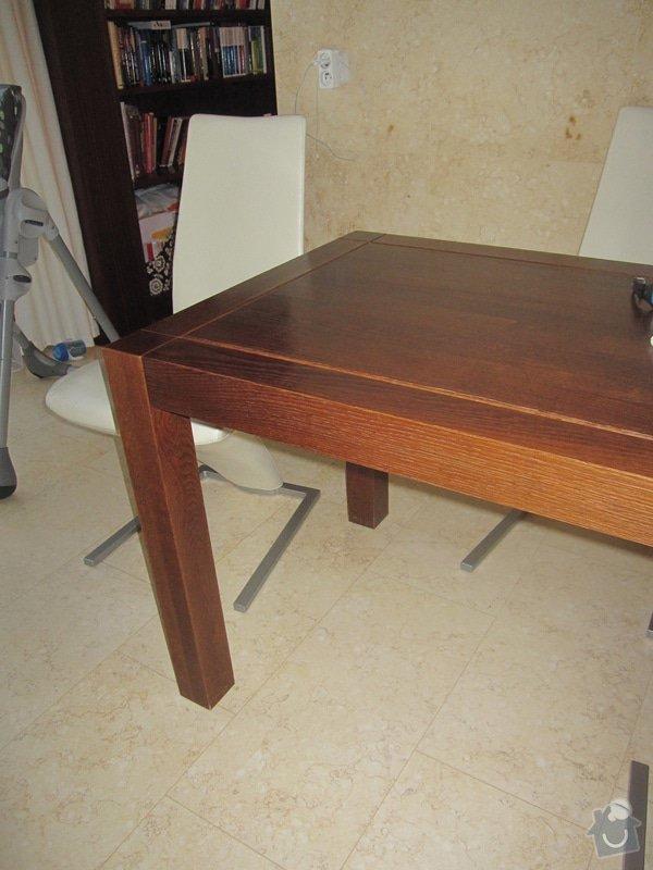 """""""Oprava"""" jídelního stolu: IMG_9268"""
