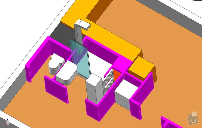 Rekonstrukce bytového jádra: jiny_pohled