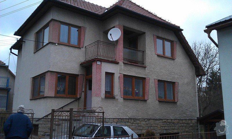 Nátěr fasády JUB: IMAG0487
