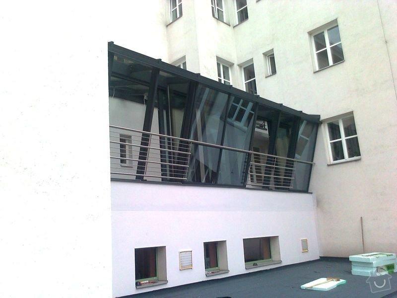 Stavební a přípravné práce - Divadlo Aréna: Fotografie0285