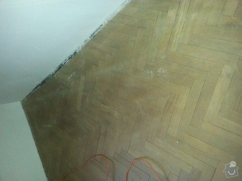 Renovace parket v bytě  75metrů čt.: 20150116_082251