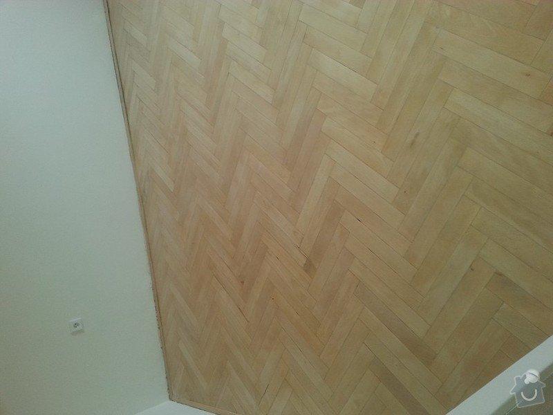 Renovace parket v bytě  75metrů čt.: 20150118_113404