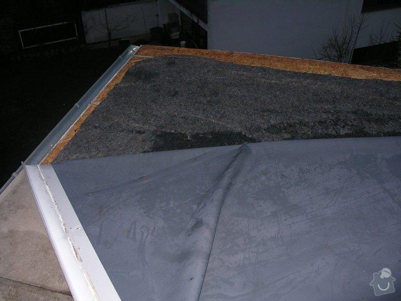 Oprava foliové střechy: poskozena_strecha3