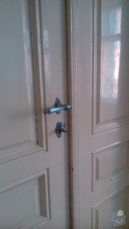 Renovace dveří: DSC_0052