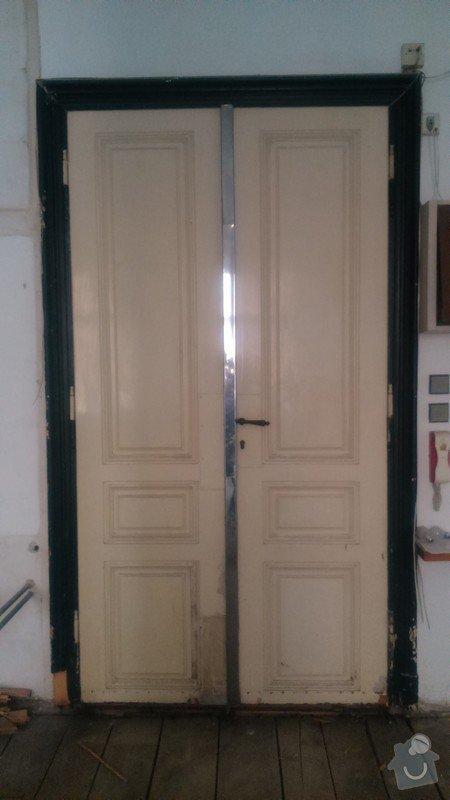 Renovace dveří: DSC_0055