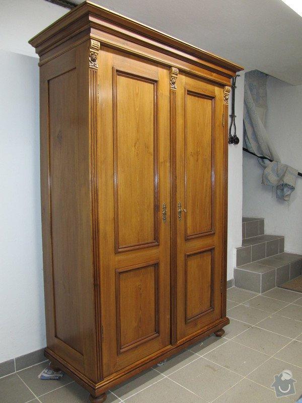 Renovace dvou šatních skříní: IMG_2539