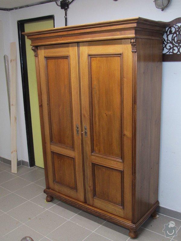 Renovace dvou šatních skříní: IMG_2551