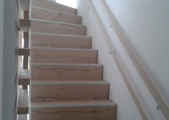 Obklad schody