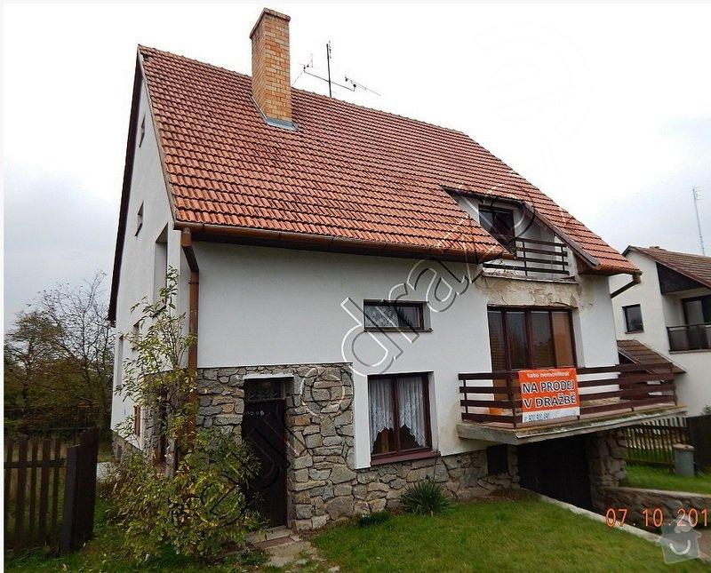 Zateplení rodinného domu, dotace Zelená úsporám: Dum