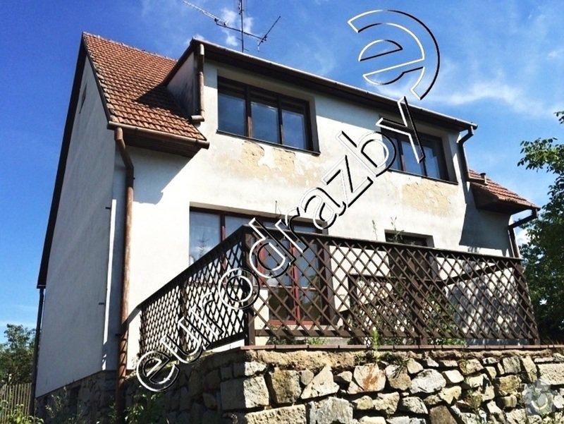 Zateplení rodinného domu, dotace Zelená úsporám: Dum3