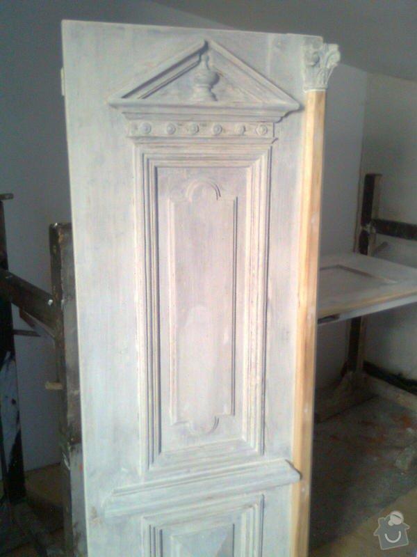 Renovace vchodových dveří: Obraz0096
