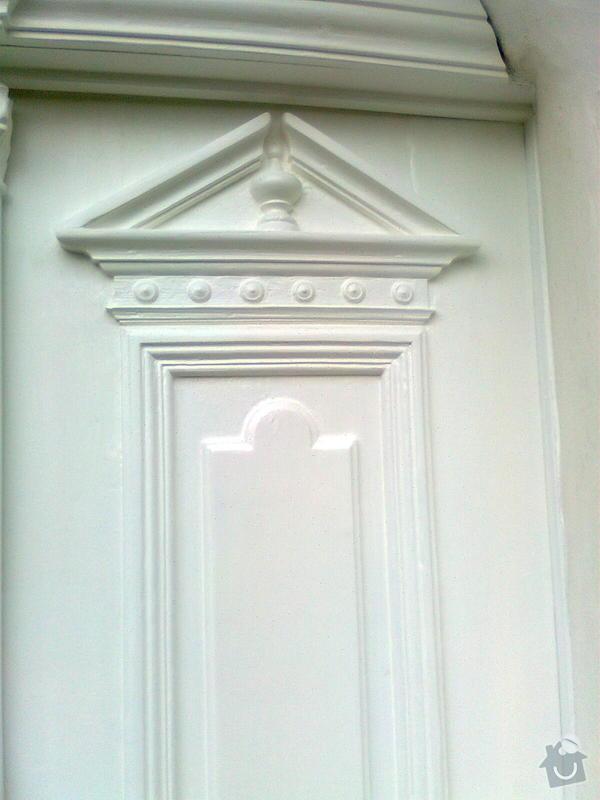 Renovace vchodových dveří: Obraz0099