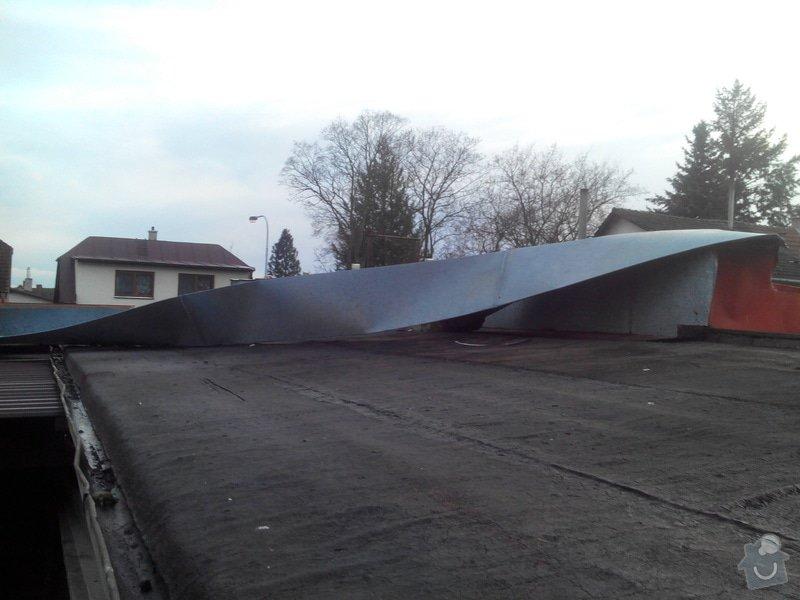 Oplechování střechy: IMG_20150401_190753